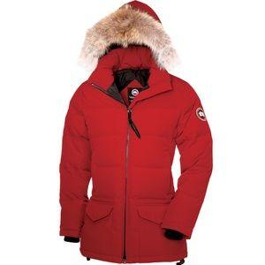 Canada Goose Solaris parka jacket coat